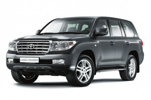 «Крепкая» Toyota Land Cruiser 200